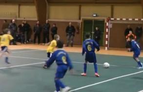 FCMA U11A tournoi Annoeulin 1ère partie