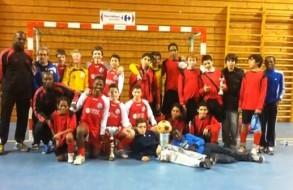 FCMA U13A tournoi de Saint-Yorre