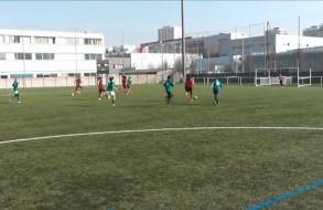 FCMA féminin vs Vitry