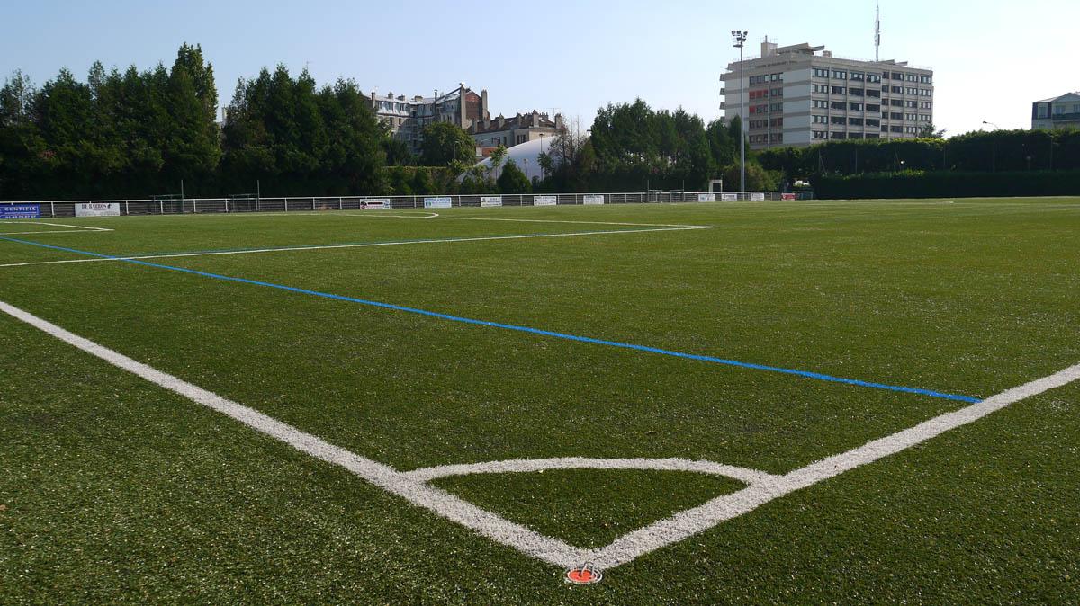 Stade maurice cubizolles football club de maisons alfort for 7 avenue du general de gaulle maison alfort