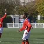U17 A Match Coupe de Paris Dimanche 11 Octobre 2015 (1)