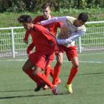 U19 A Coupe Gambardella le Dimanche 27 Septembre 2015 (38)