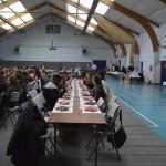 U16-U19 Féminines Tournoi St Jean de Braye Soirée Samedi 14 Mai 2016 (1)