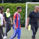 U17-U15 Contre Coach-Dirigeants Fête du club Dimanche 19 Juin 2016 (4)