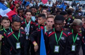 U15 et U17 chantent la Marseillaise au tournoi de San Sébastian (Donosti Cup)