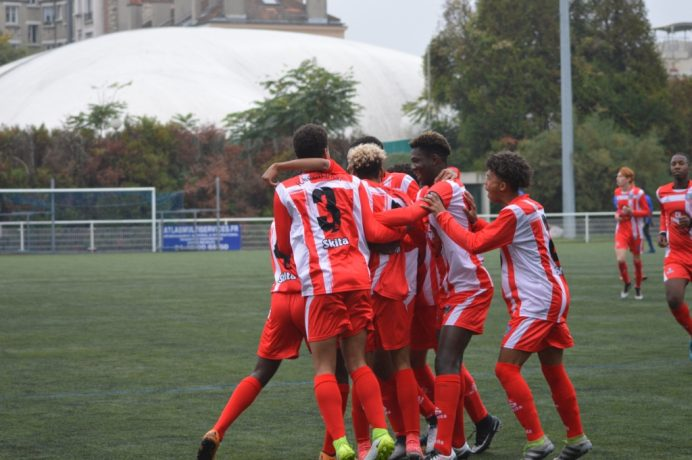 U19 A : Photos du Dimanche 01 Octobre 2017