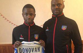 Donovan Batiba signe à l'AJ Auxerre