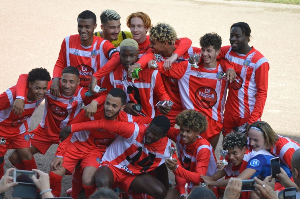 Photos des U19 A
