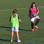 U16 Féminines Entraînement Mercredi 09 Septembre 2015 (4)